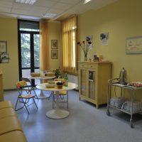 Sala ristoro Day Hospital oncologico